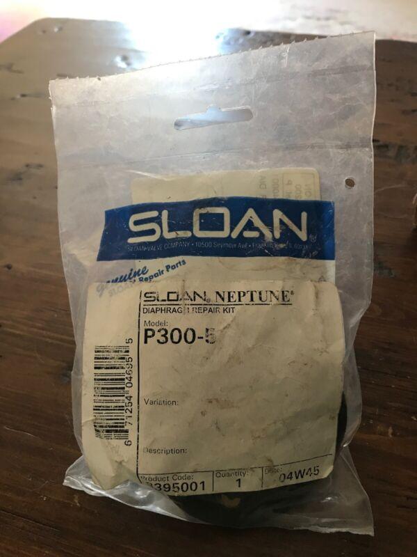 New Old Stock Sloan Neptune Diaphragm Repair Kit P300-5