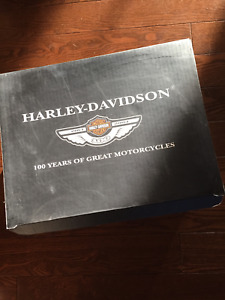 Harley Davidson helmets and hats