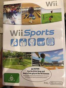 WiiSports Edensor Park Fairfield Area Preview