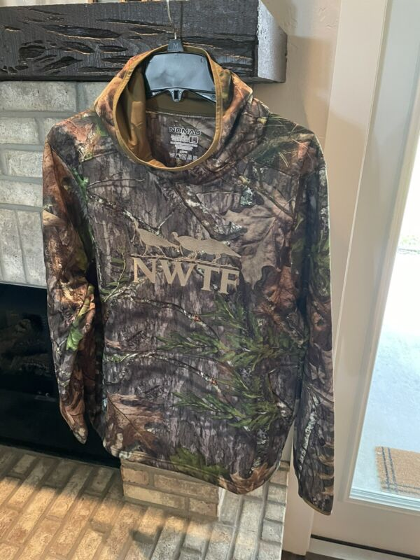 Nomad Camo NWTF Hoodie (X-Large)