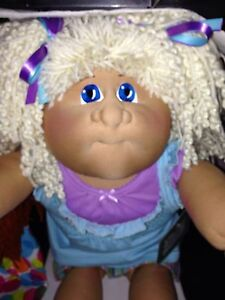 cabbage patch 2009 Soft Softie Girl
