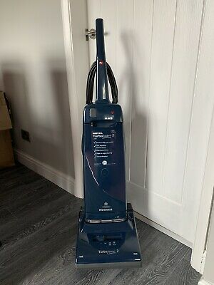 Vintage Hoover Turbopower 2 U2462 Vacuum Cleaner- Very Good Condition With Tools