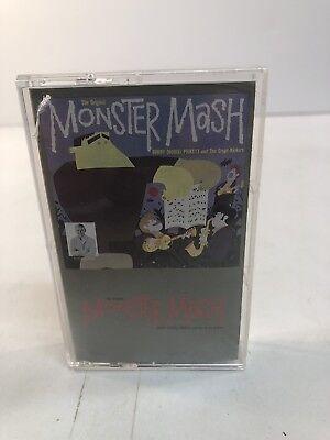Bobby Boris Pickett The Original Monster Mash Cassette Halloween Rock Songs