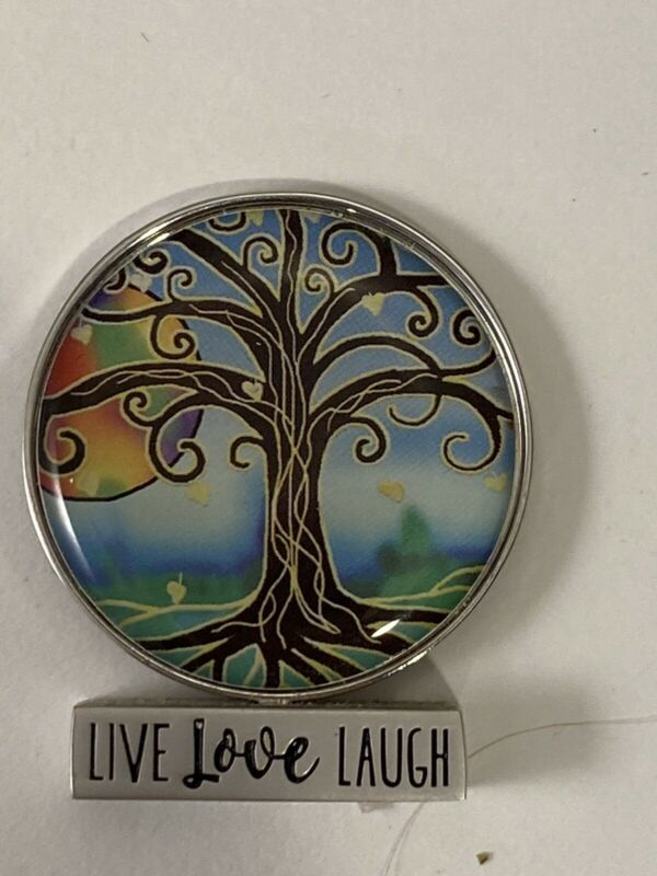 NEW LIVE LOVE LAUGH - TREE OF LAUGH