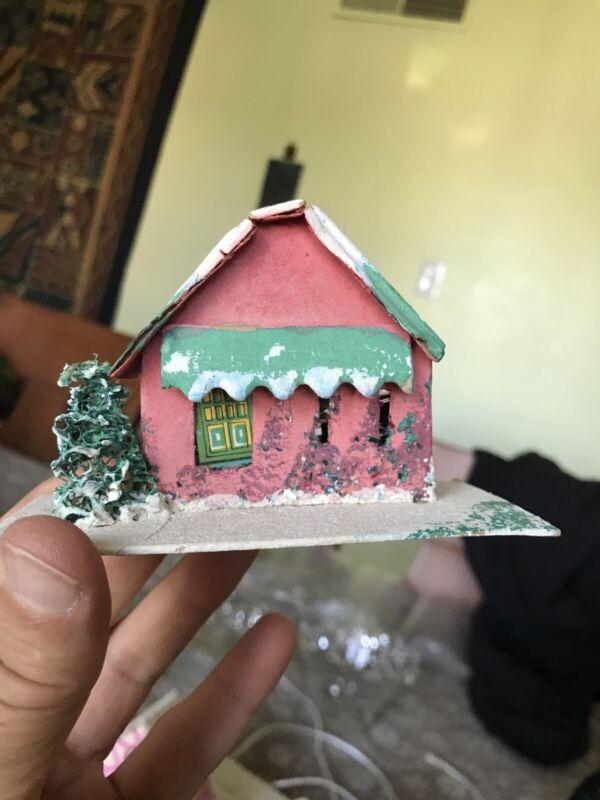 Putz House Christmas Japan