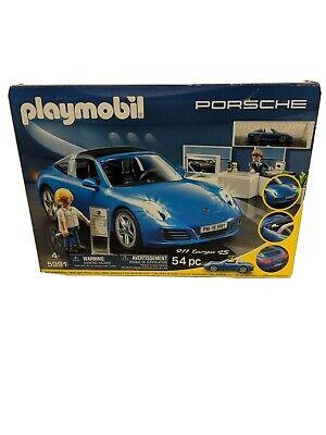 PLAYMOBIL 5991 PORSCHE 911 TARGA 4S  -    NEUF !!!