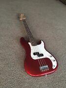 Squire fender P Bass  Gerroa Kiama Area Preview