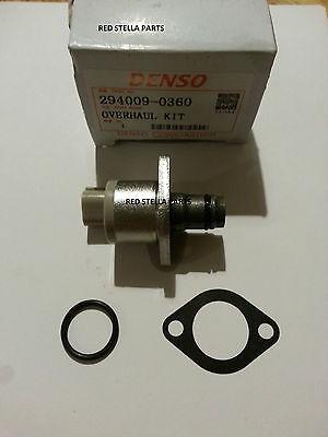 Nissan Navara Pathfinder 2.5 DCI Fuel Pump Suction Control Valve Regulator