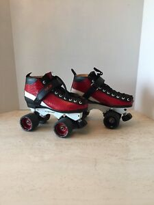 Custom Dominion Rollerskates