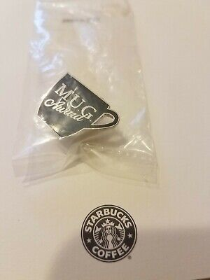 "Starbucks ""Mug Award"" Pin Collectable"
