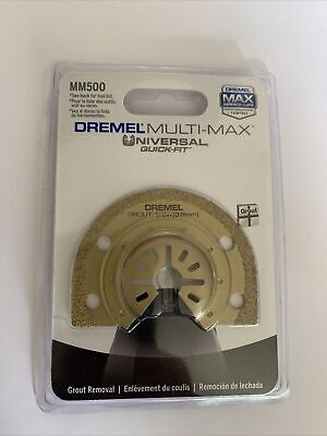 New Dremel Multi-max Mm501 Carbide Grout Blade116