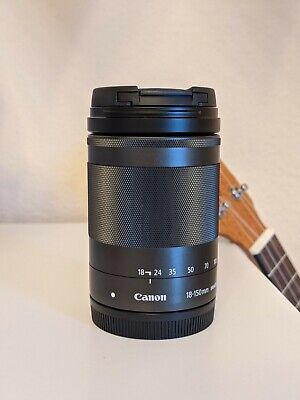 Canon EF-M 18-150mm f/3.5-6.3 IS STM Lens - Free Ship from USA!