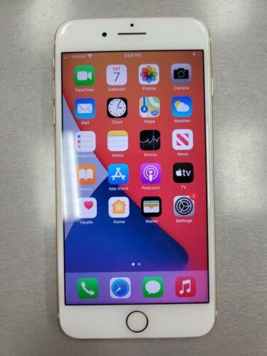 Apple IPhone 7 Plus - 128GB - Gold Unlocked A1661 CDMA GSM  - $237.50