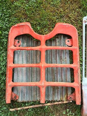 Ford 800 900 Antique Tractor Hood Grill Outer Shell Screen Insert