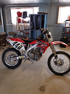 2008 crf450x Bathurst Bathurst City Preview