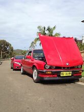 1987 BMW E30 325e Manual Coupe Frenchs Forest Warringah Area Preview