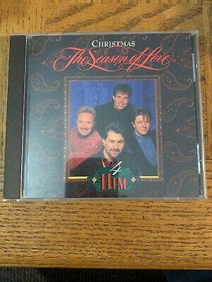 4Him Christmas The Season Of Love CD ()