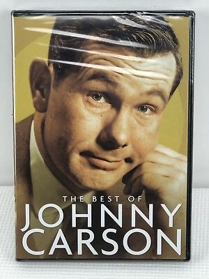 The Best of Johnny Carson The King of Late Night's Early Years 2 Disc