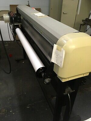 Mutoh Falcon Outdoor Large Format Eco Solvent Printer Plotter Rockhopper 46