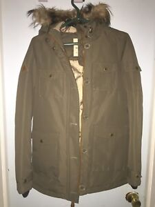 Woods Pierce Parka Jacket (sold at Canadian Tire)