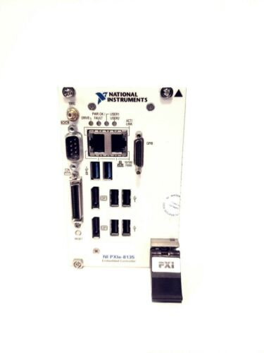 National Instruments NI PXIe-8135 PXIe, 2.3 GHz Quad-Core PXI Controller