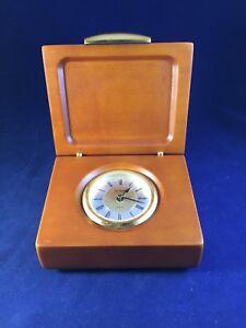 Danbury Clock in Wooden Presentation Box