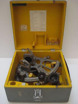 USSR Vintage CHO-T Marine Sextant - No. N50005  - RUSSIAN - 100% ORIGINAL