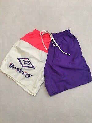 Vintage XS Umbro Shorts Soccer USA