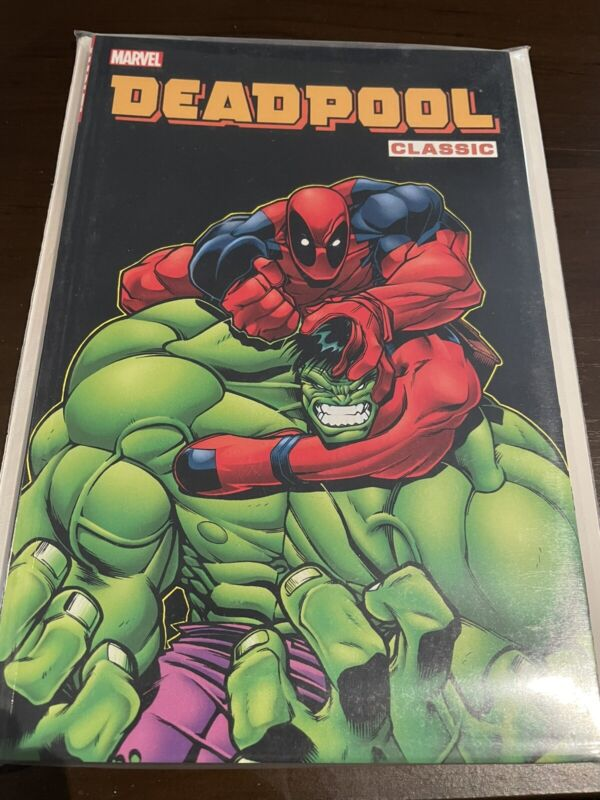DEADPOOL CLASSIC VOL #2 MARVEL COMICS
