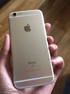 iPhone 6s 16gb Gold | Fido