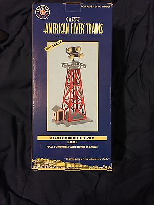 American Flyer By Lionel #774 Floodlight Tower #6-49814