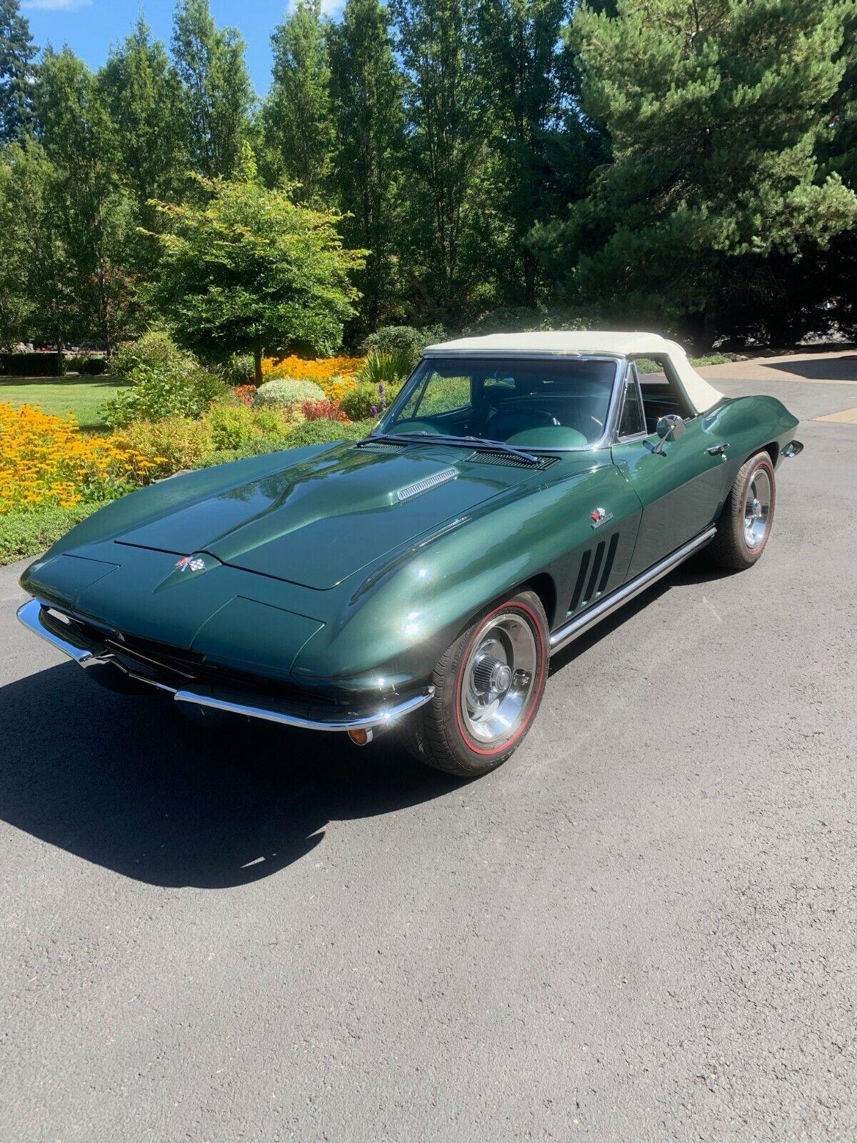 1965  Chevrolet Corvette   | C2 Corvette Photo 1