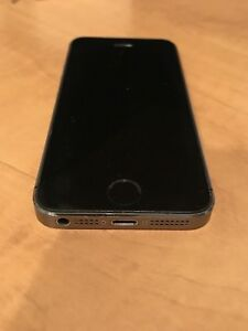 iPhone 5S, 16GB, Space Grey (Bell)