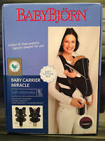 Babybjorn Baby Carrier / Portabebes Miracle -  - ebay.es