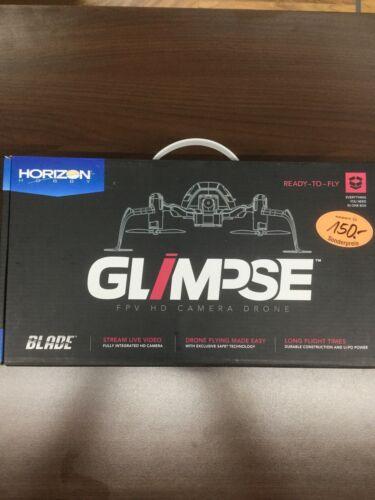 BLADE GLIMPSE BLH2200 Quardorcopter Drohne Live Video Stream Weiß Grün