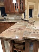 Marble Deep Cleaning & Natural Stone Restoration