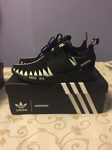 Selling ds nmd neighbourhood size 10 steal!