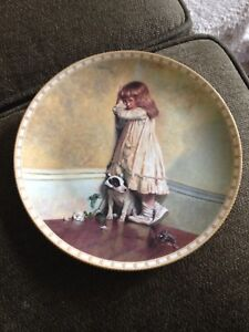 2 Royal Doulton plates made in England.