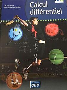 Calcul différentiel. Calcul intégral.