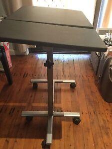 Mobile laptop study table Pendle Hill Parramatta Area Preview