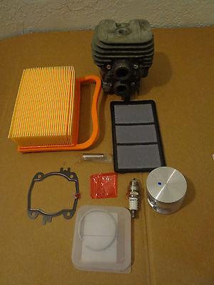Cylinder Piston Kit Fits Stihl Ts410 Ts420 Nikasil Plated