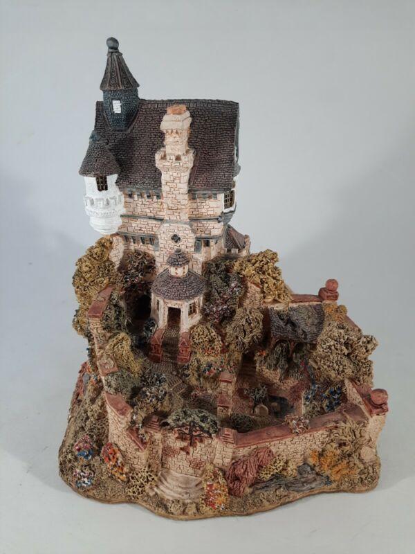 Lilliput Lane SECRET GARDEN Handmade in Cumbria UK Miniature Masterpiece