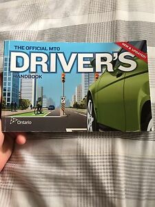 Official drivers manual