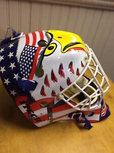 Goalie Mask Street/Ball Hockey Youth size