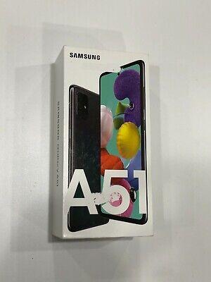 Samsung Galaxy A51 SM-A515W 64GB - Prism Crush Black (Unlocked) (Single SIM)