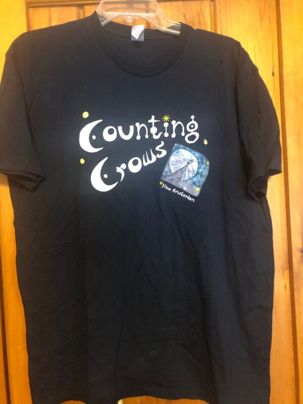 Vintage Counting Crows concert tshirt tour 2006 -size XL