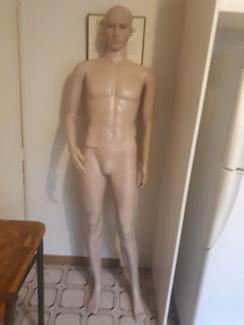Male Full Body Nursing Mannequin