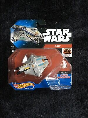 Hot Wheels Die Cast - Star Wars Rebels - Ghost