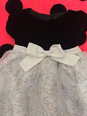 Girls Velvet Dressy Dress/Holiday/Birthday/ Special Occasion Christmas  Size 3T