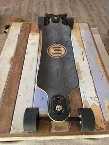 Evolve GTX electric skateboard
